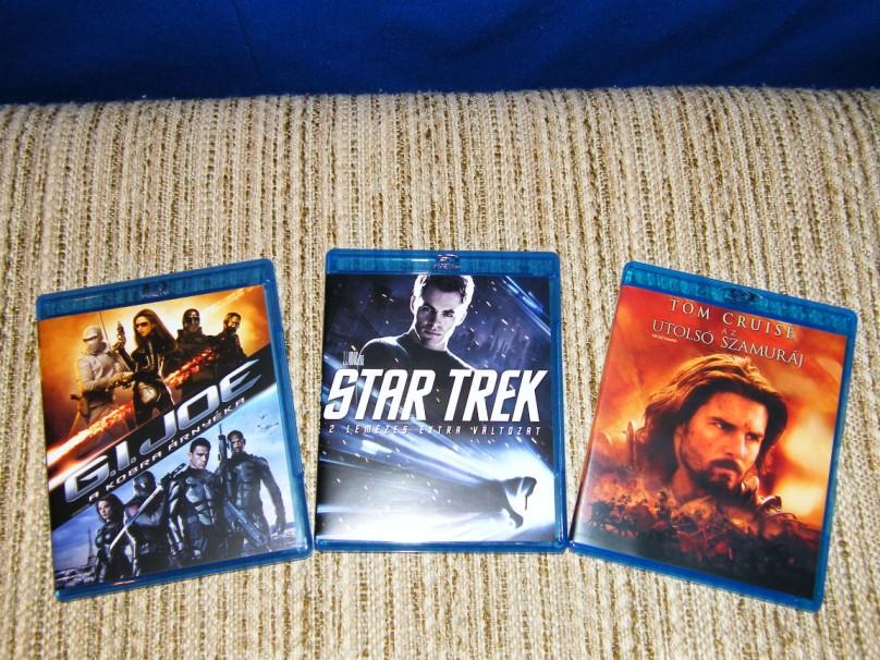 DVD csomag 45